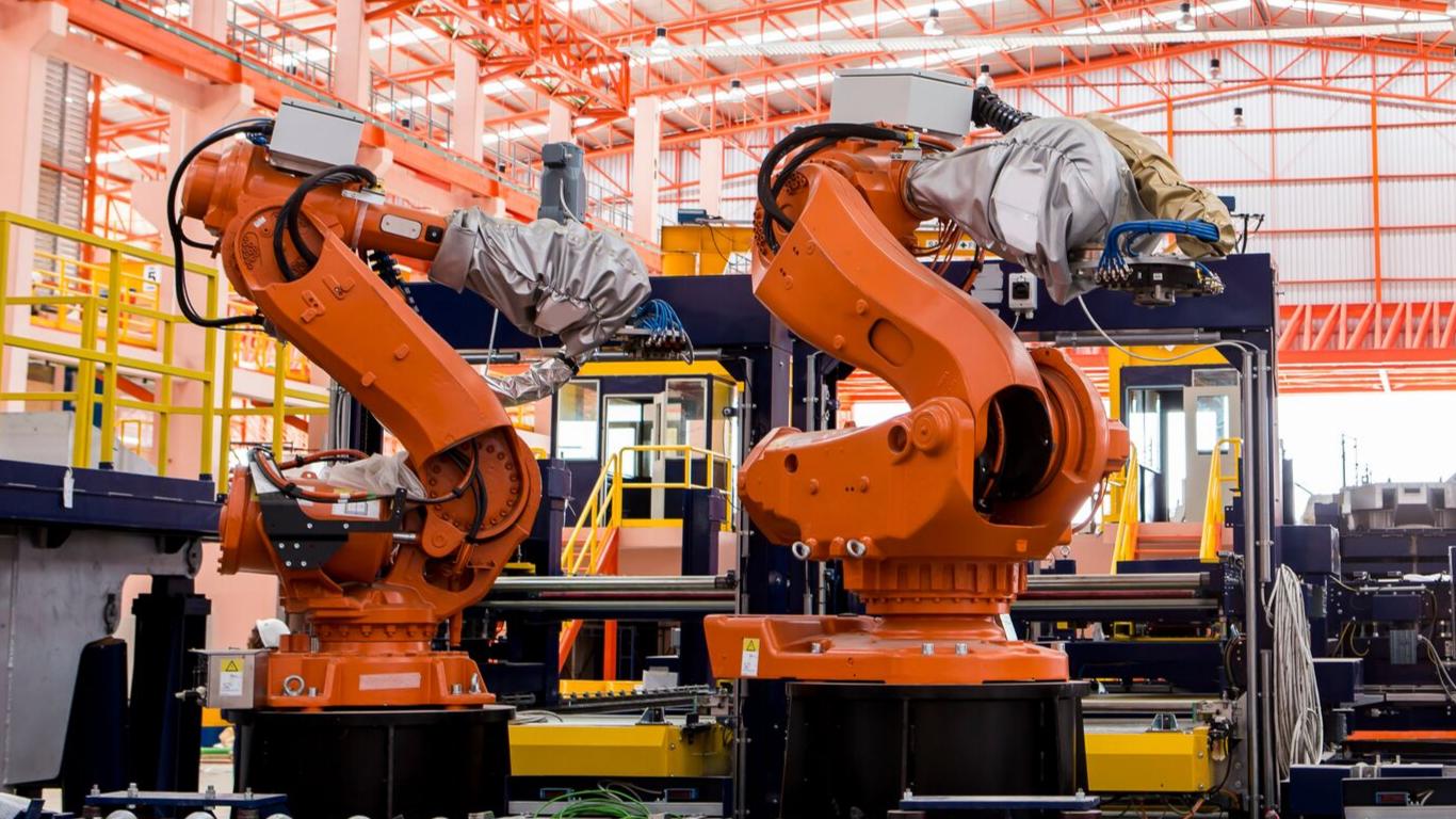Finansowanie parku maszynowego